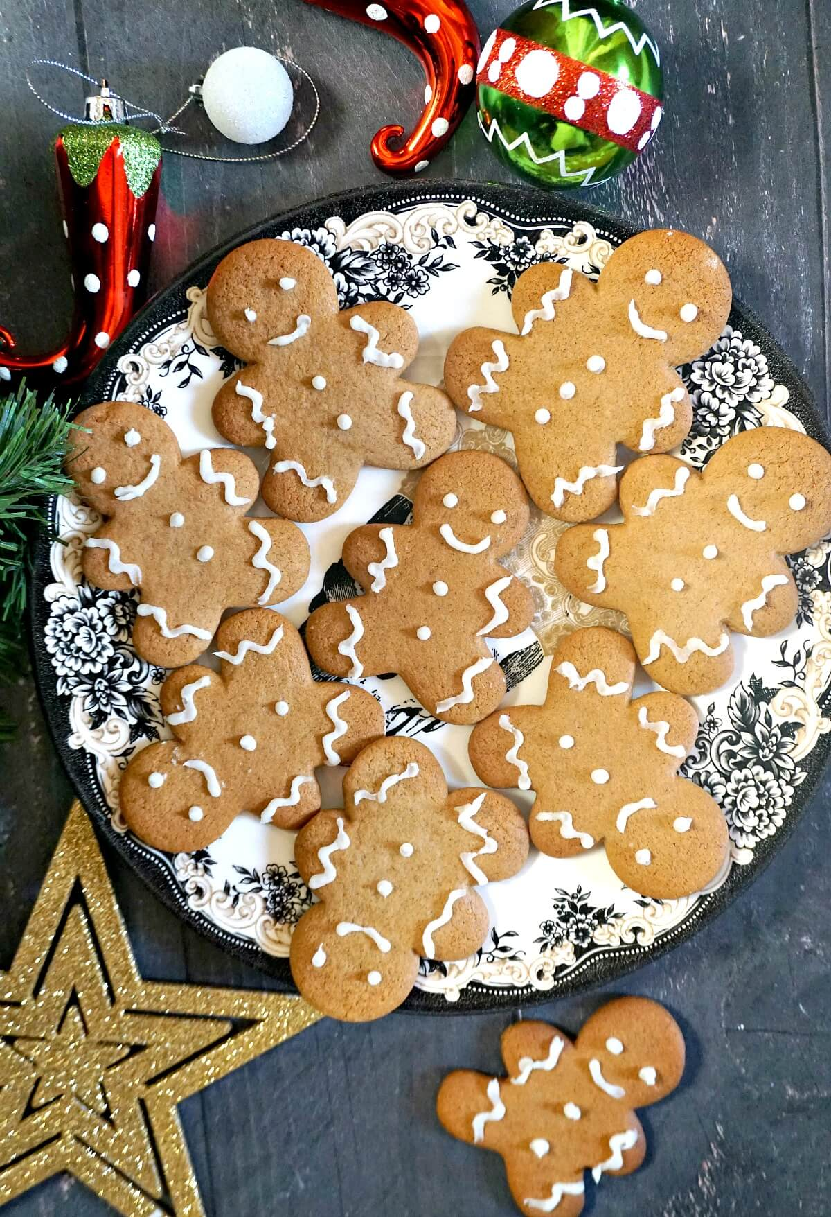 Soft Gingerbread Man Recipe My Gorgeous Recipes