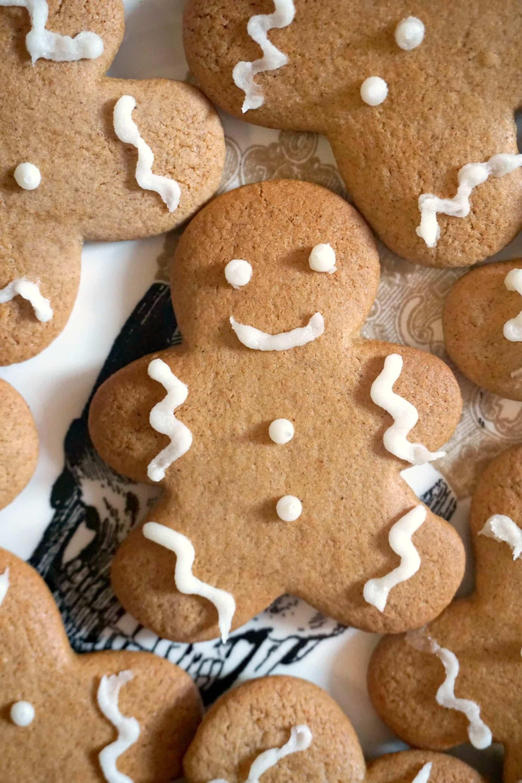 Gingerbread Men Cookie Recipe | Leites Culinaria