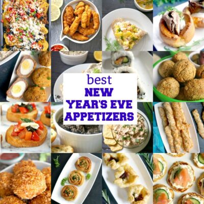 Quick and Easy New Year's Eve Appetizers