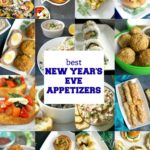 Collection of recipes for the New Year's Eve Party