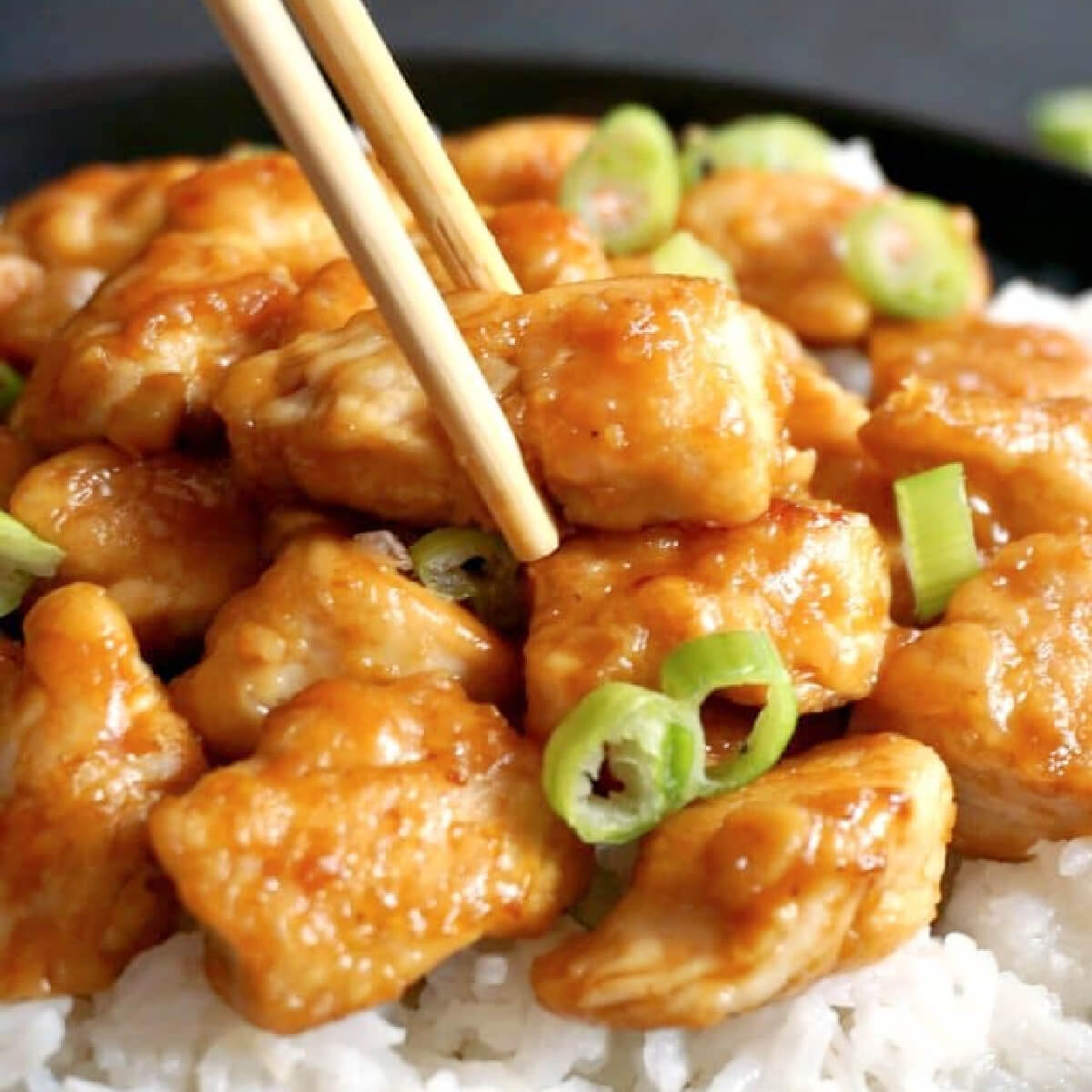 Chinese Orange Chicken Recipe My Gorgeous Recipes