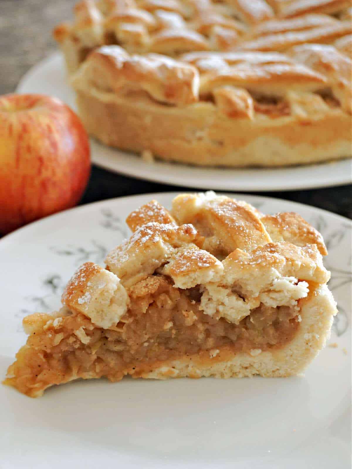 Apple Pie Recipe  from Scratch   My Gorgeous Recipes