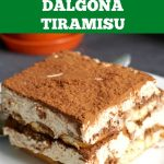 Dalgona Tiramisu, a twist on the classic recipe, but even more delicious. Rich and silky mascarpone, cream and dalgona coffee filling and scrumptious ladyfingers layered up in one fantastic no-bake dessert. It's quick and easy to make, and perfect for every celebration.If you like dalgona coffee and tiramisu, you will love this dalgona coffee tiramisu for sure. The best Italian dessert, now even better. #tiramisu, #dalgonacoffee, #dalgonatiramisu, #nobakedessert, #dessert