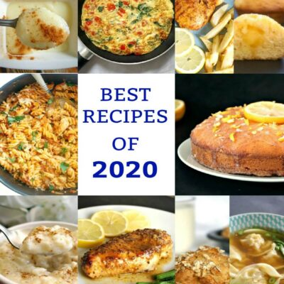 Best Recipes of 2020