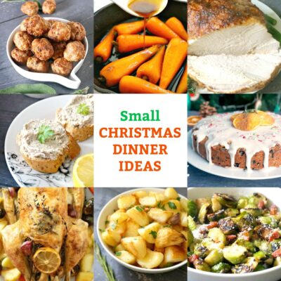 Small Christmas Dinner Ideas