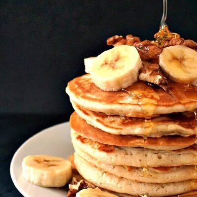 Jamie Oliver's American Pancakes Story