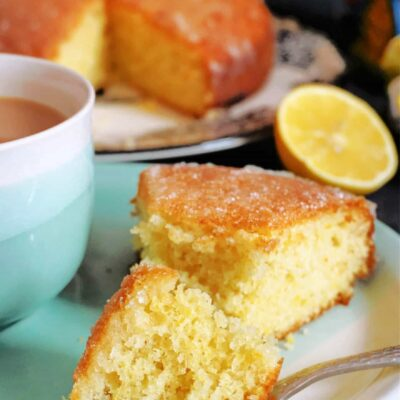 Mary Berry's Moist Lemon Drizzle Cake