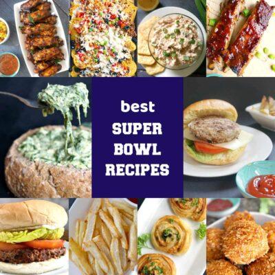 Best Super Bowl Recipes