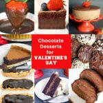 Chocolate Desserts for Valentine's Day