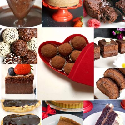 Chocolate Desserts for Valentine's Day