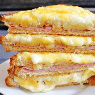 Mary Berry's Croque Monsieur