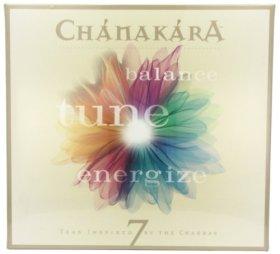Stash Tea Chanakara Seven Flavor Gift Set with Lotus Flower Lid