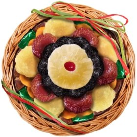 Golden State Fruit Fruitful Seasons Best Dried Fruit Basket-24 oz