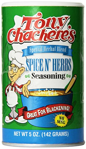 Tony Chachere's Special Herbal Blend Spice N' Herb Seasoning – 5 oz (Pack of 2)