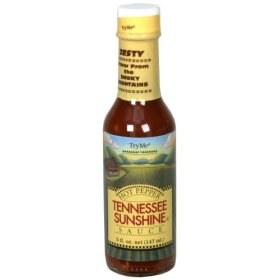 Try Tennessee Sunshine Sauce 5 OZ (Pack of 12)