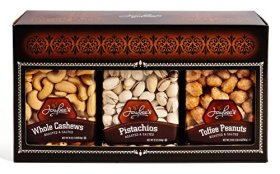 Gourmet Nuts Gift Pack (3 Lb) *HOLIDAY SALE PRICE* Premium Quality Nuts, Vegetarian Friendly & Kosher Certified