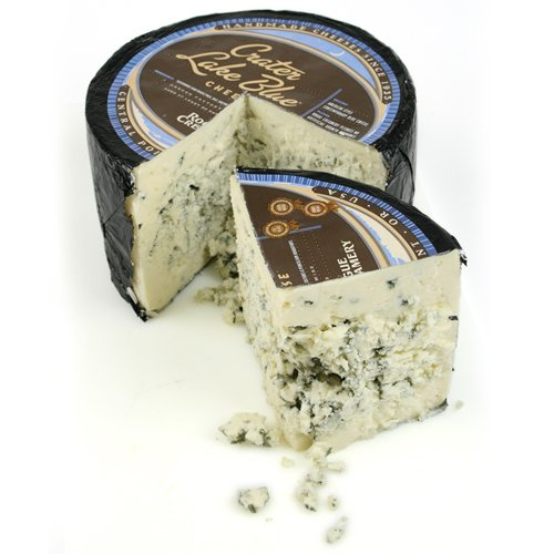 Crater Lake Blue by Rogue Creamery (7.5 ounce) by igourmet