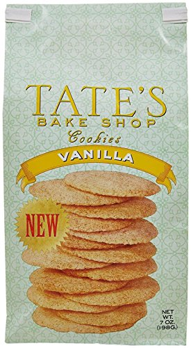 Tate's Bake Shop Cookies – Vanilla – 7 oz