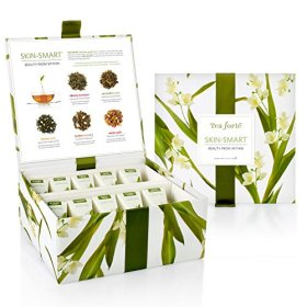 Tea Forte Skin Smart Tea Chest Collection