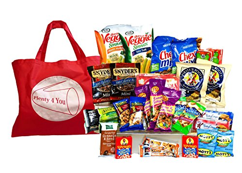 Plenty 4 You Healthy Snack Box 30 count