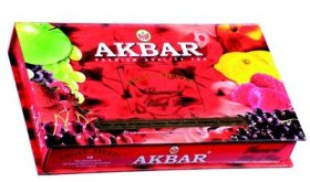 Gift set AKBAR TEA «FRUIT FIESTA»