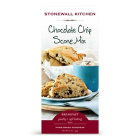 Stonewall Kitchen Chocolate Chip Scone Mix, 16 Ounce