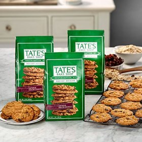 Tate's Bake Shop 3 Pk Oatmeal Raisin