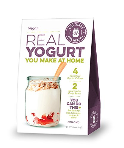 Vegan Yogurt Starter