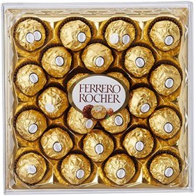 Ferrero Rocher – 24 Chocolates Box – 300g