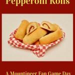 WV Pepperoni Roll