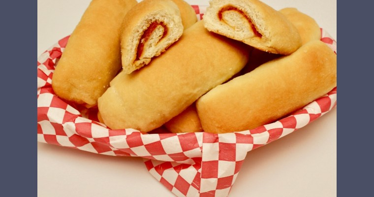 West Virginia Pepperoni Rolls