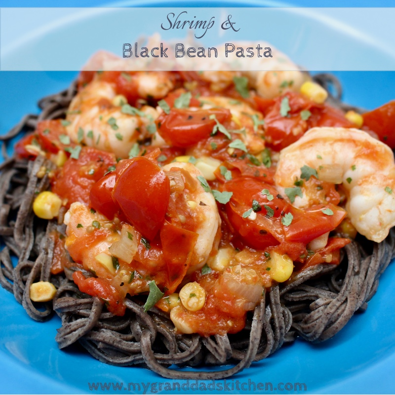his super easy and quick Shrimp Pasta will leave your guests wondering if it's really low carb. A  quick and easy dinner that will become your go to favorite regardless if you are watching your carbs or not.