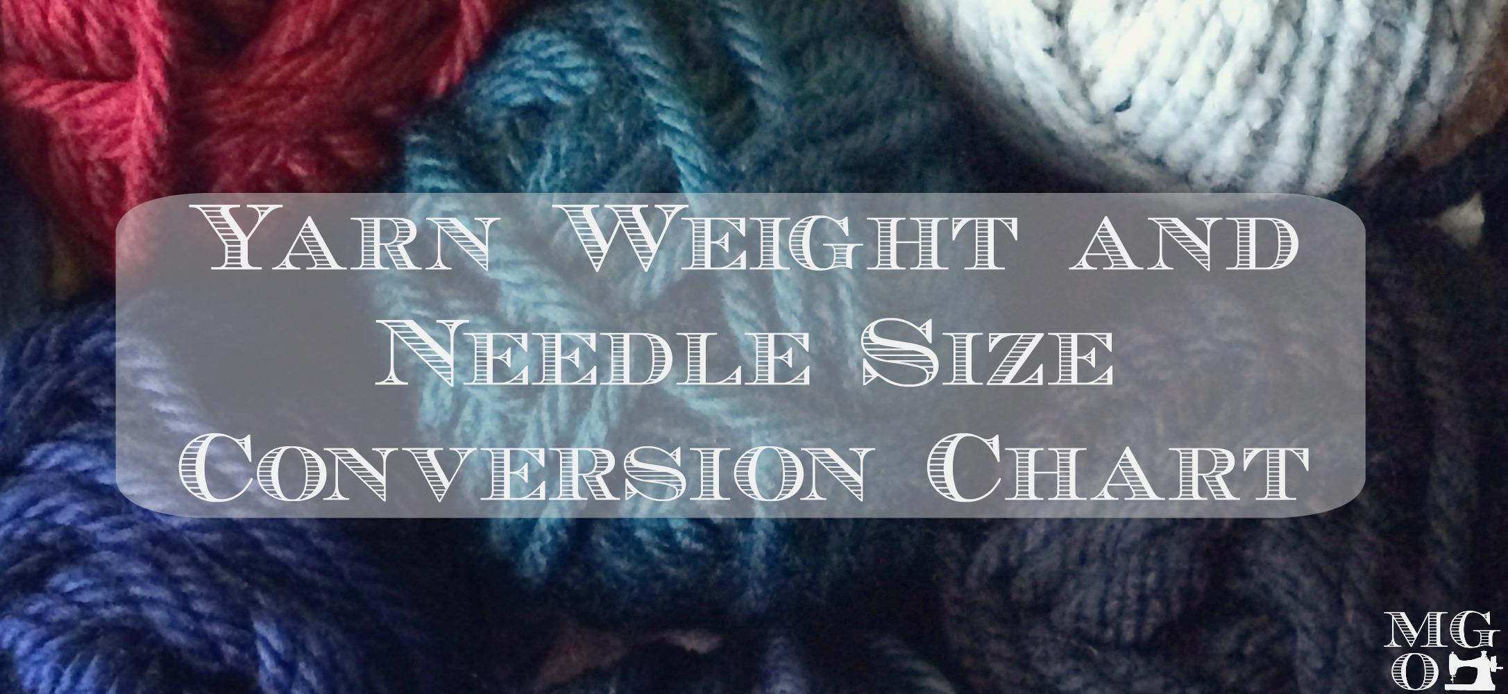 Yarn weights and knitting needle size conversion chart geenschuldenfo Choice Image