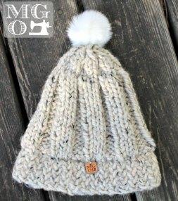 handmade knits beanie