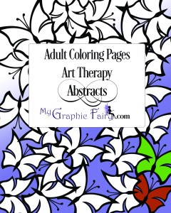 there is a huge trend right now of adult coloring books for therapy purposes be it for occupational therapy or just a way to destress coloring intricate - Art Therapy Coloring Pages