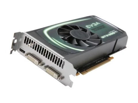 Nvidia Geforce GTX 550 Ti Graphics Cards