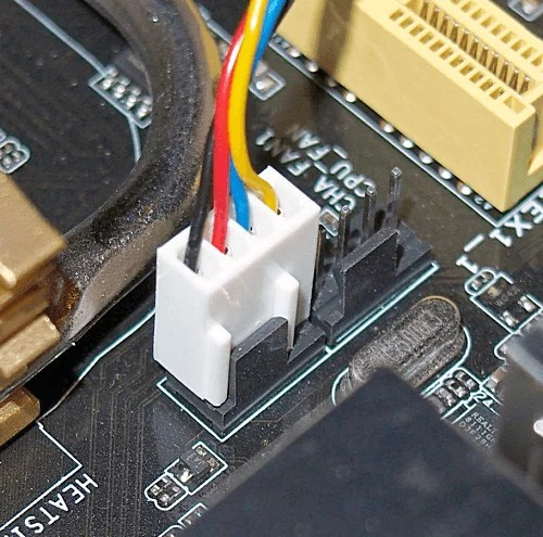 How To Install Case Fans To Motherboard