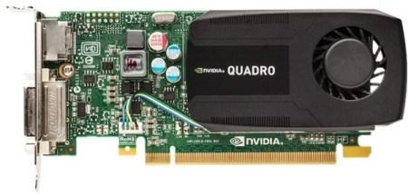 PNY Quadro K600 Video Card