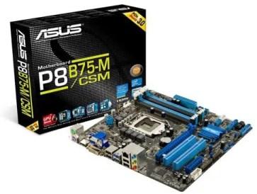 ASUS P8B75-M