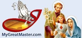 † Jesus - My Great Master † Songs | Bible | Prayers | Messages | Rosary