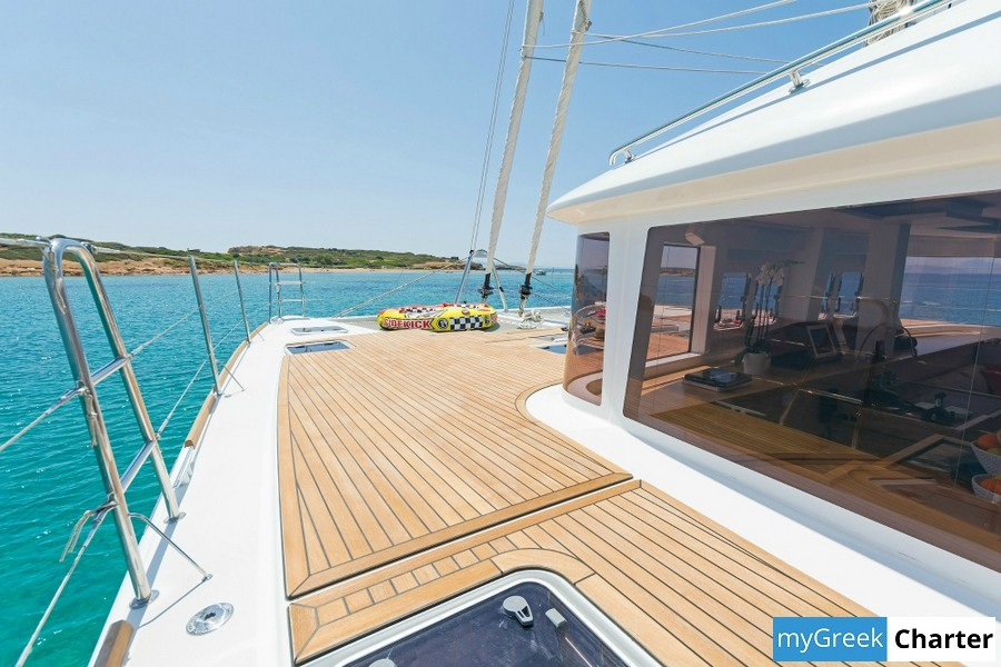 SEA BLISS yacht image # 4