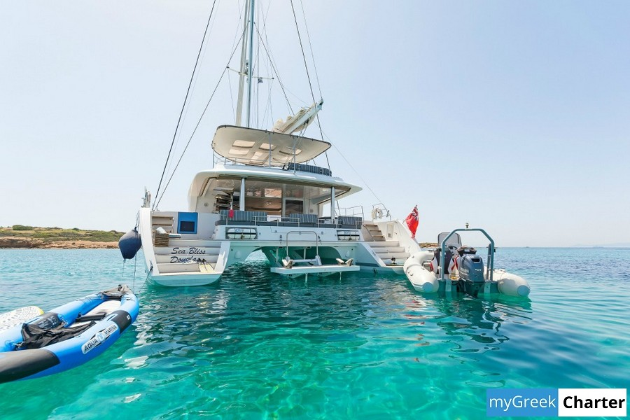 SEA BLISS yacht image # 5