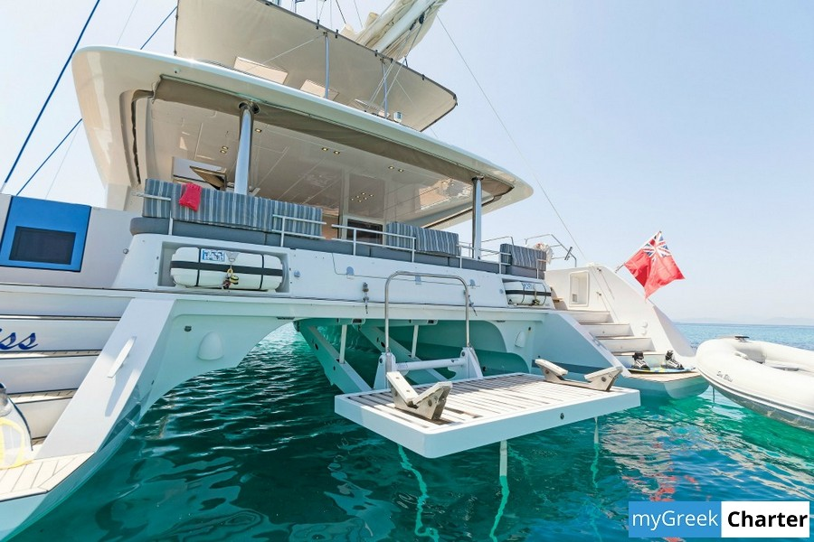 SEA BLISS yacht image # 8