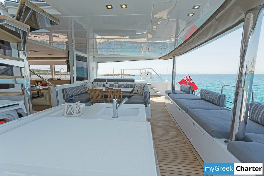 SEA BLISS yacht image # 14
