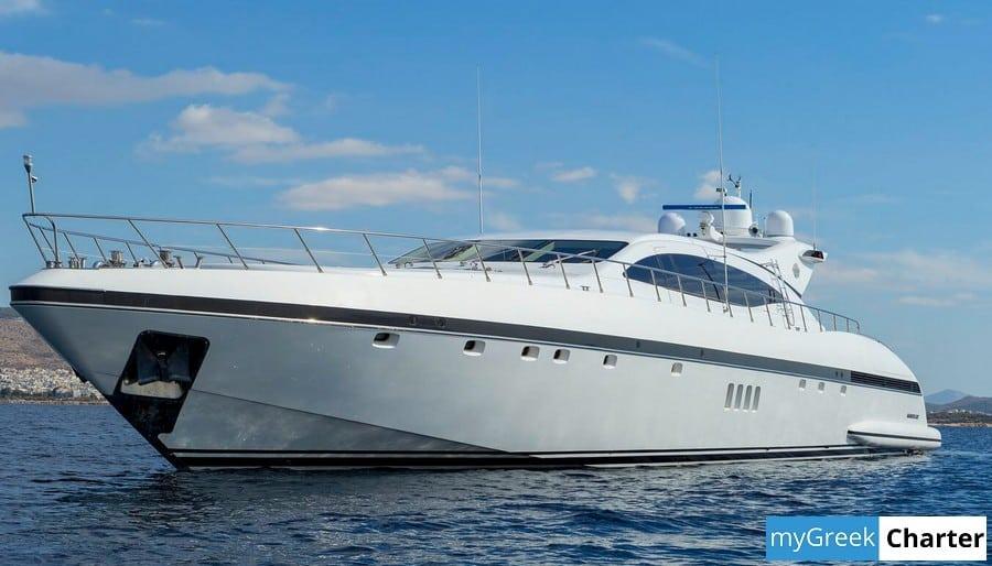 COSMOS I yacht image # 2