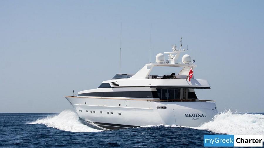 REGINA K yacht image # 2