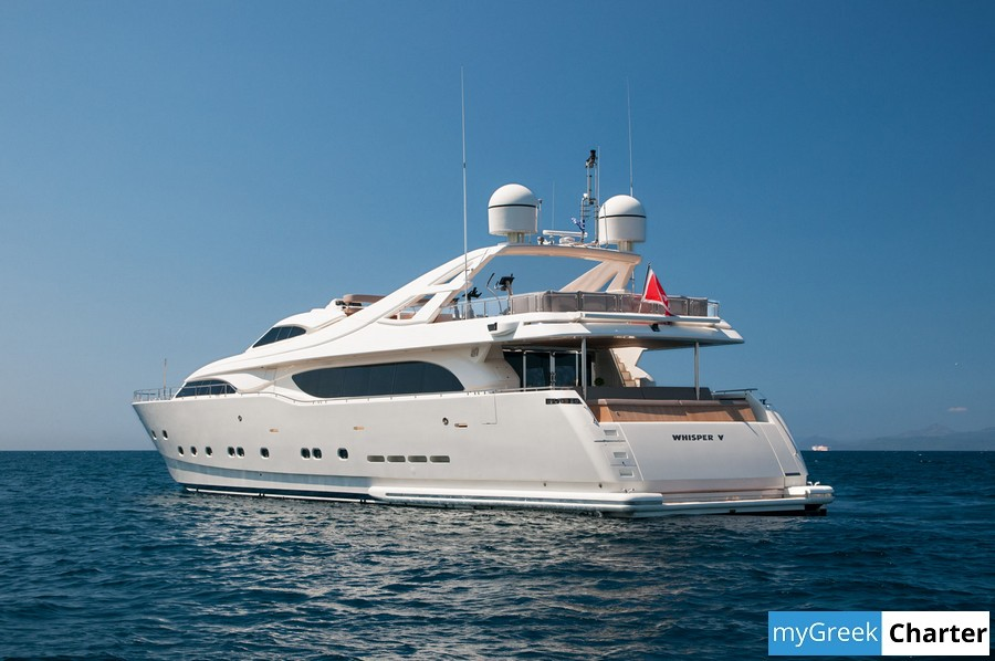 WHISPER V yacht image # 3