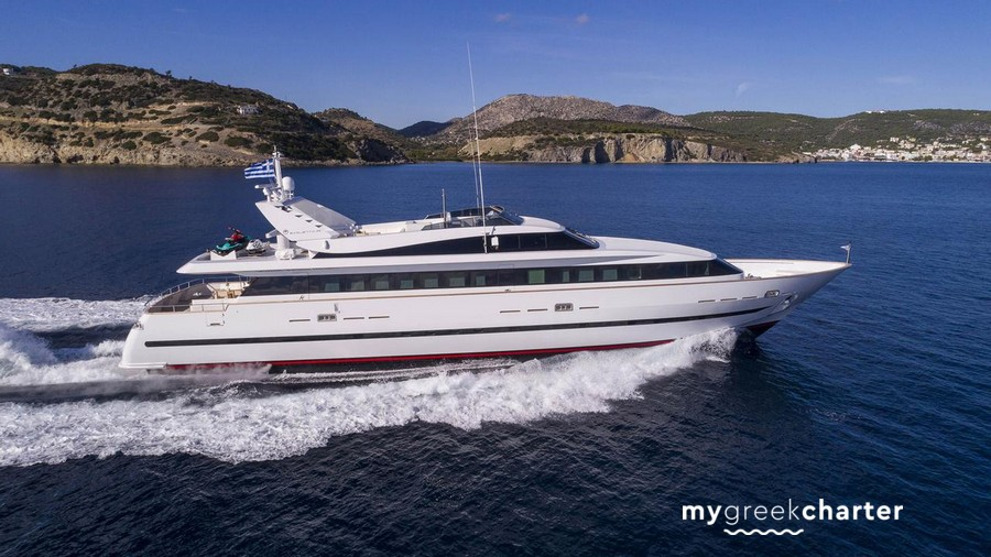 SOLE DI MARE yacht image # 2