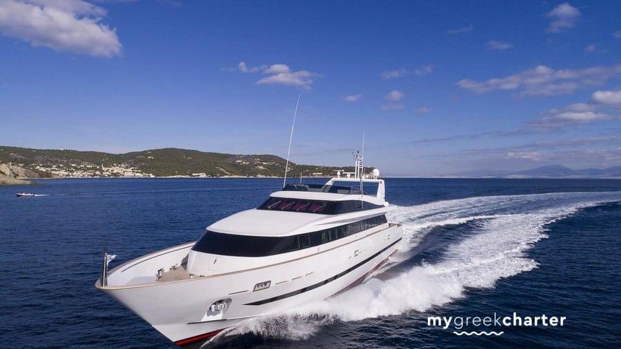 SOLE DI MARE yacht image # 3