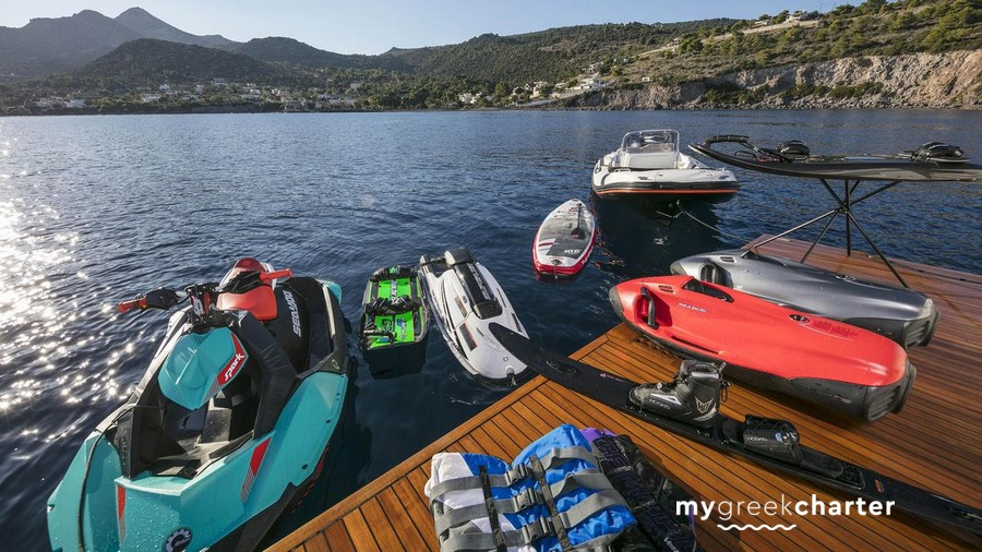 SOLE DI MARE yacht image # 7